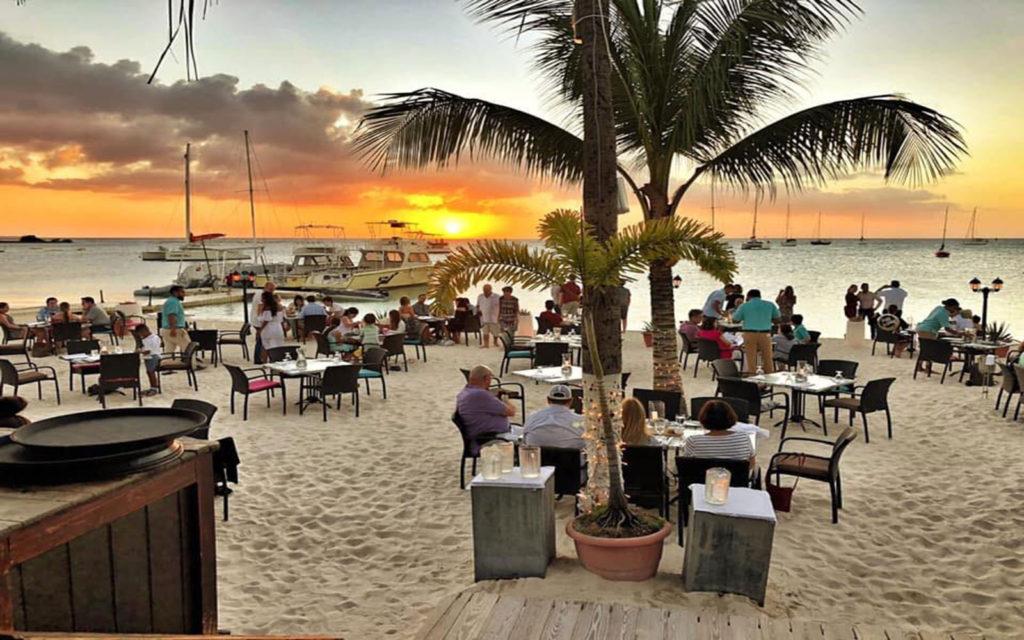 Restaurants On The Beach Near Me In Aruba Aruba Food Tour